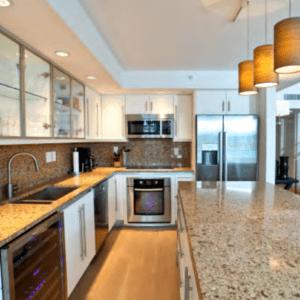 interior lighting design for kitchen